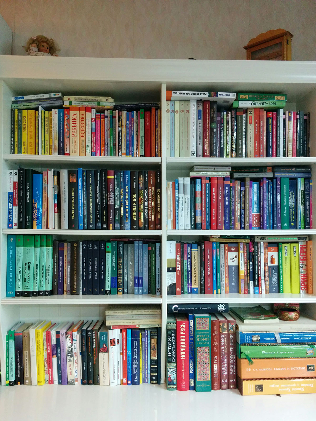 Библиотека психолога