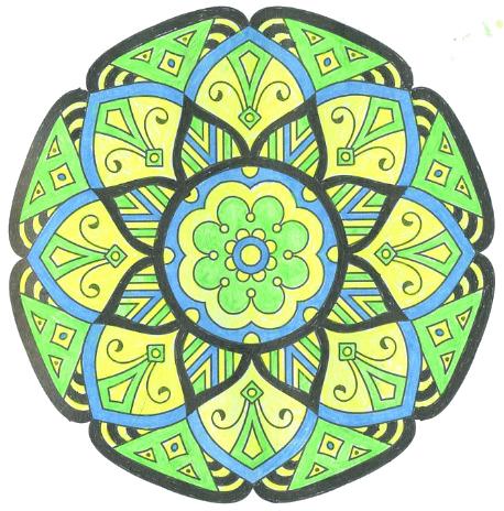 Мандалотерапия: Квадратура круга, рисуем Функционирующее Эго