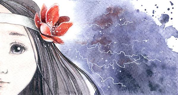 Нарративное путешествие по сказке Аленький цветочек (женские сказки)
