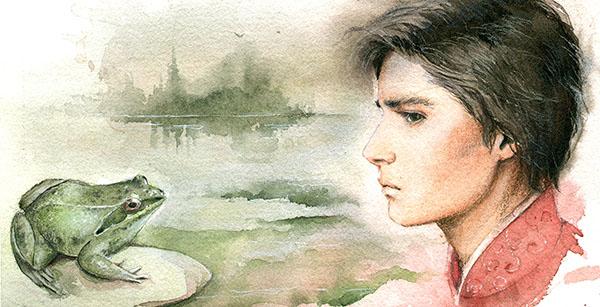 Царевна-Лягушка (женские сказки)