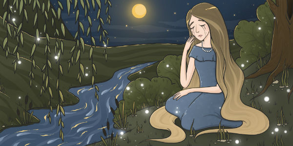 Сказочные путешествия по Клариссе Эстес. La Llorona