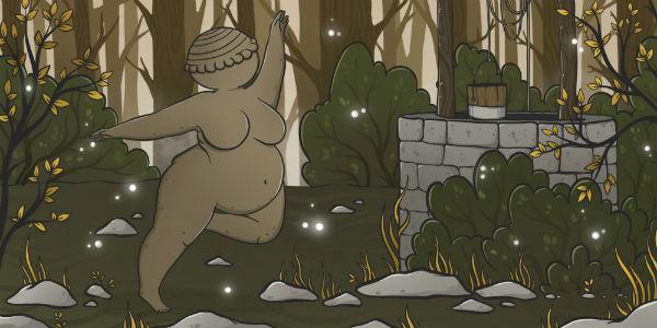 Сказочные путешествия по Клариссе Эстес. Баубо – пузатая богиня