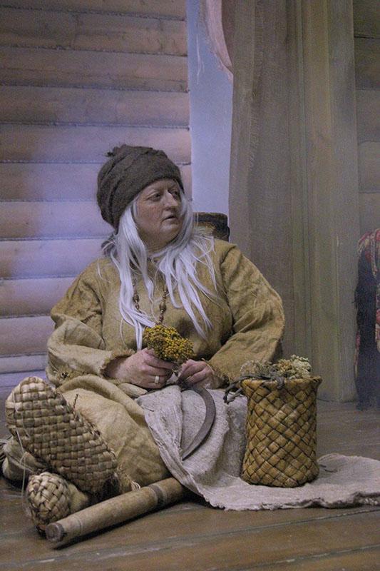Сказки про Бабу-Ягу.  Мастер сказок. Голос сердца