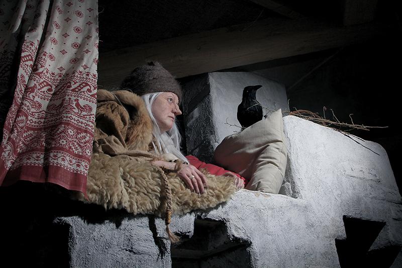 Сказки про Бабу-Ягу.  Мастер сказок. Принятое решение