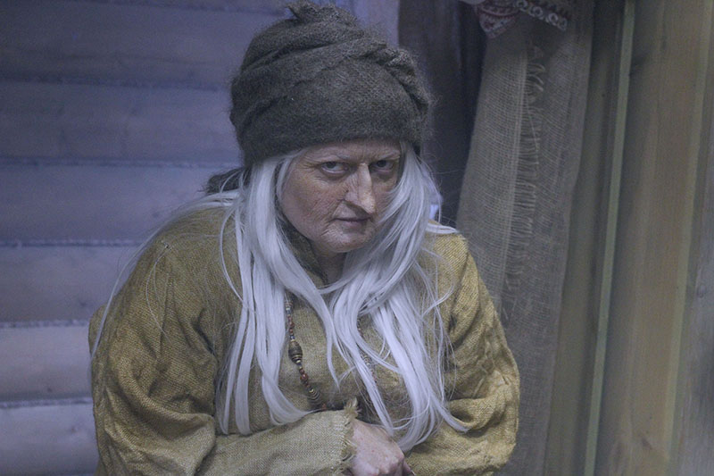 Сказки про Бабу-Ягу.  Мастер сказок. Загадки архетипа Помощник